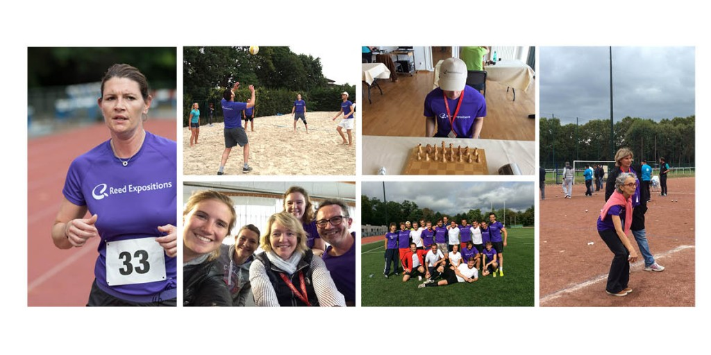 Week-end corporate games